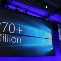 Más de 270 millones de dispositivos ya utilizan Windows 10