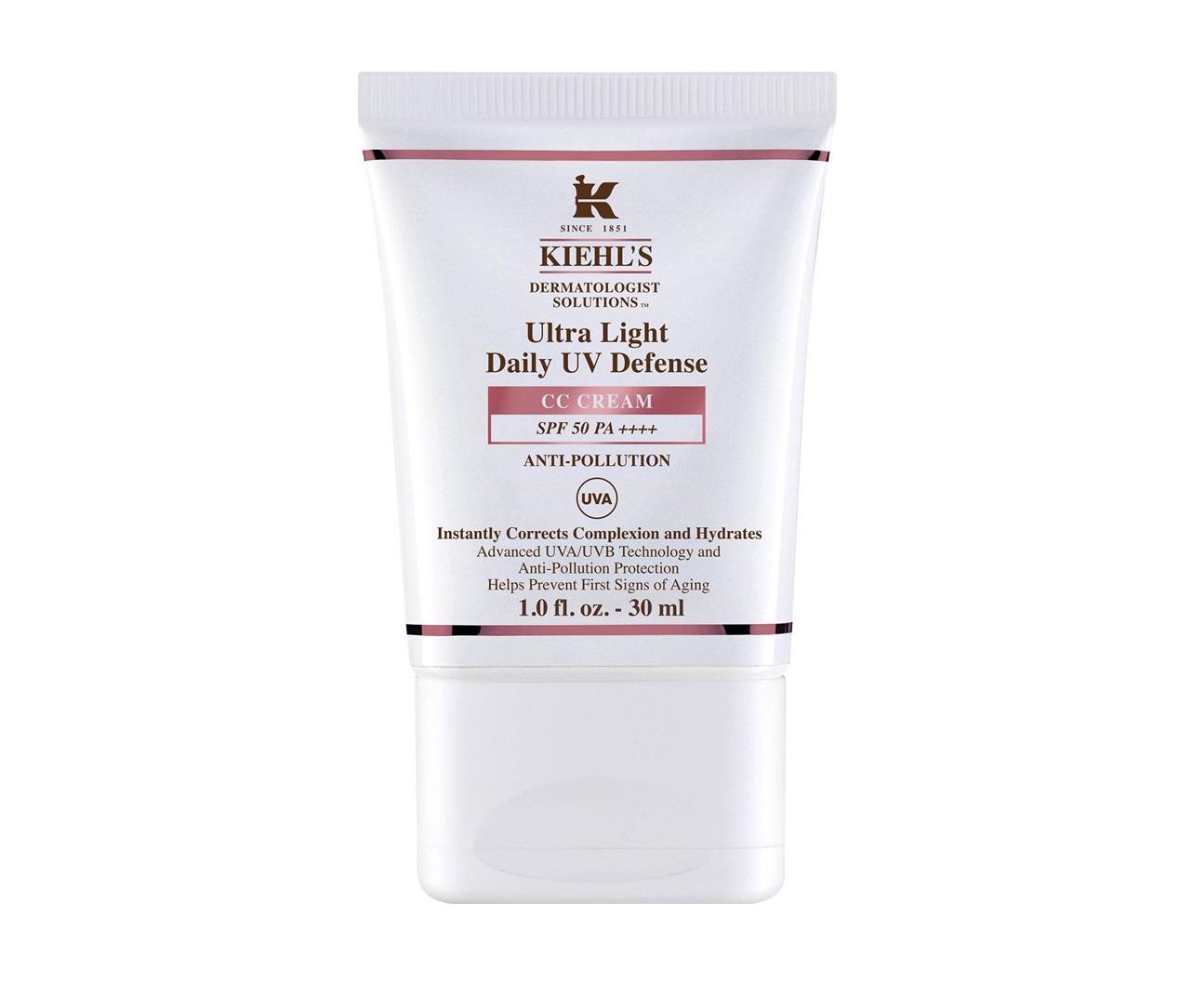 CC Crema con protección solar alta y anti-polución