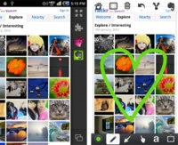 Dolphin Browser HD se actualiza con add-ons de Skitch y Evernote
