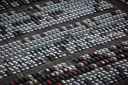 Usar Movil Coche Estacionamiento