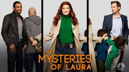 Calendario NBC: 'The Mysteries of Laura', el 24 de septiembre; 'Constantine', el 24 de octubre; y más
