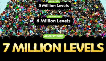 'LittleBigPlanet' celebra sus 7 millones de niveles con una genial infografía