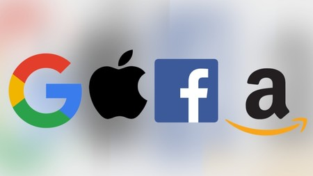 Google Apple Facebook Amazon
