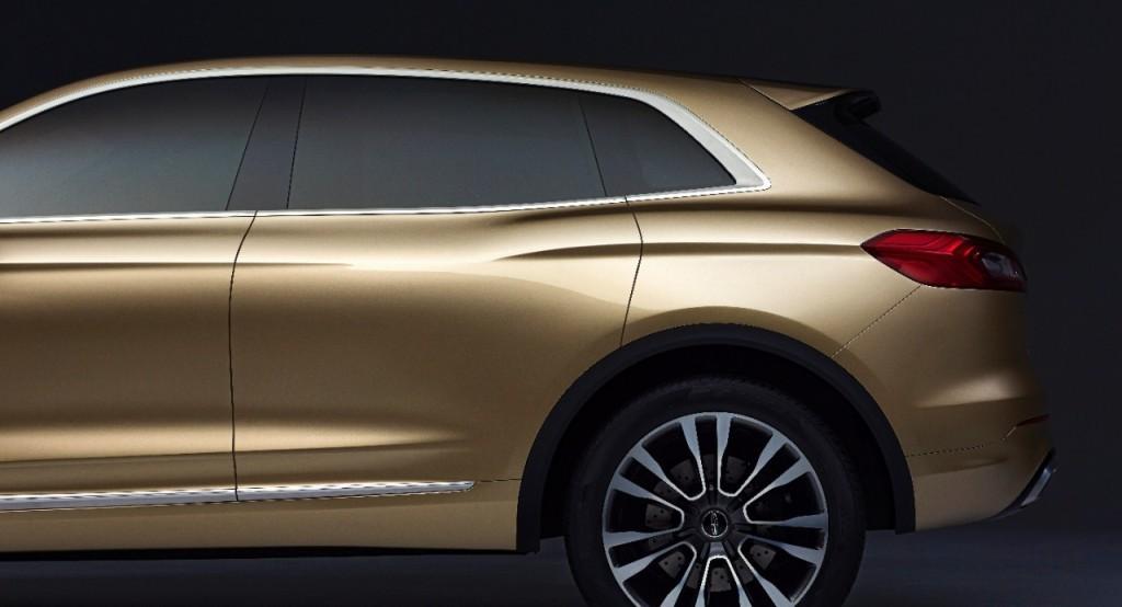 Foto de Lincoln MKX Concept (6/12)