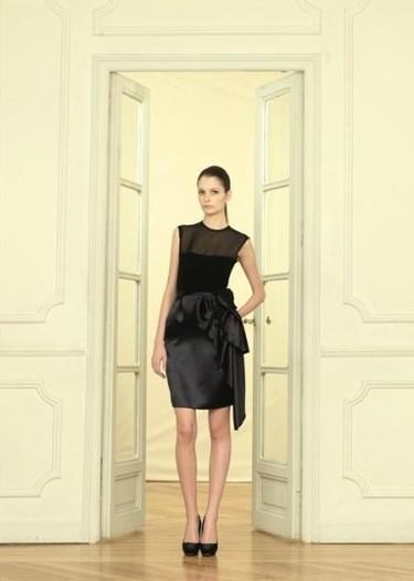 Los vestidos negros más deseados se llaman Miguel Palacio y se apellidan Hoss Intropia