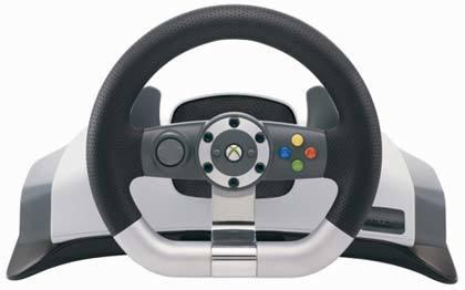 Problemas con el volante inalámbrico de Xbox 360