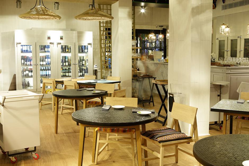 Foto de Hoja Santa Restaurante (21/22)