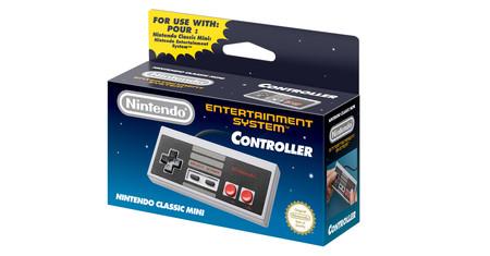 Nintendo Classic Mini Nintendo Entertainment System Controller Box