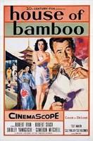 'La Casa de Bambú', cine negro americano en Tokyo