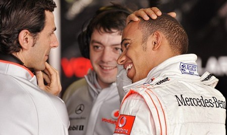 Lewis Hamilton se une a la GPDA