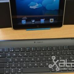 Foto 2 de 11 de la galería logitech-keyboard-tablet en Xataka