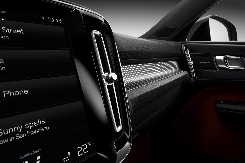 Foto de Volvo XC40, toma de contacto (20/114)
