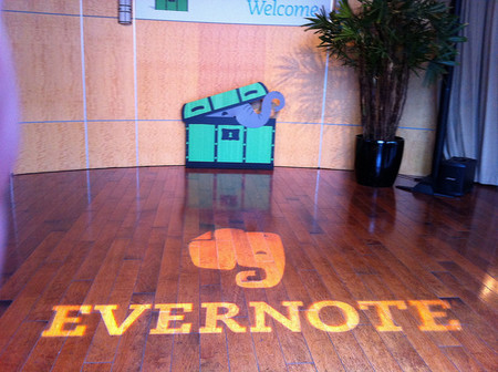 Cuatro aciertos empresariales de Evernote