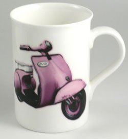 Taza Christopher Vine Scooter
