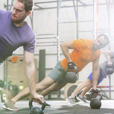 Ejercicios compuestos: nueve opciones para trabajar tus músculos en menos tiempo