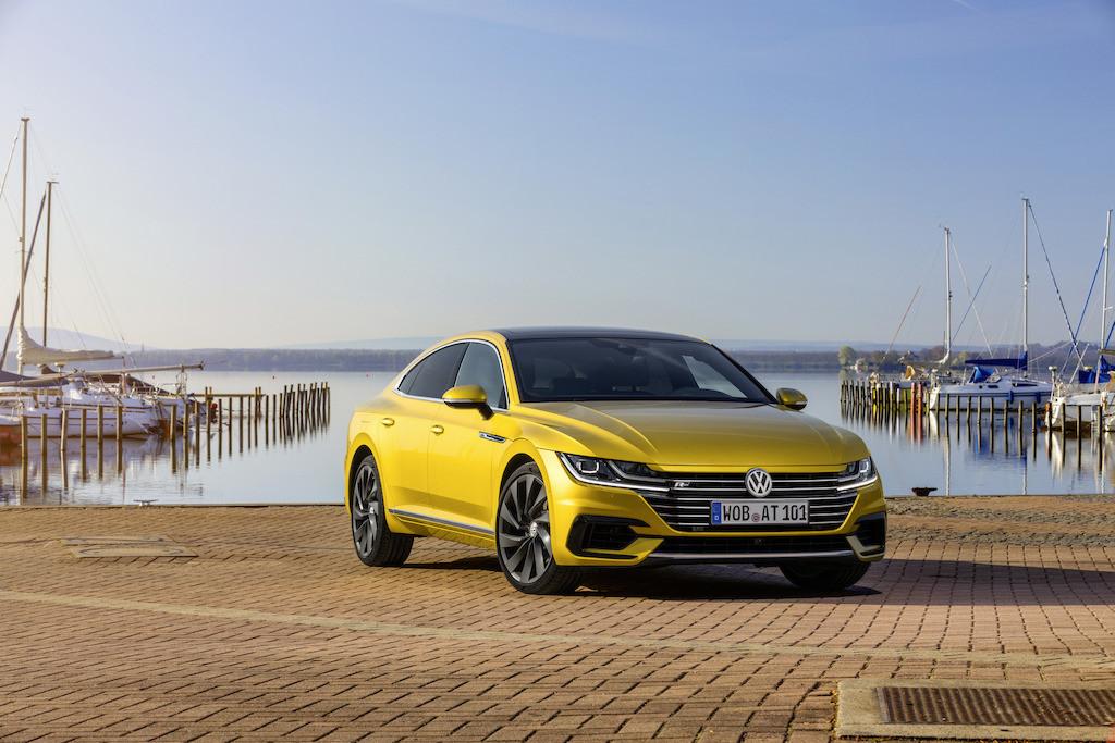 Foto de Volkswagen Arteon (1/25)
