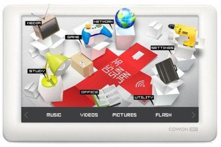 Cowon 3D: tres dimensiones portátiles sin gafas de por medio