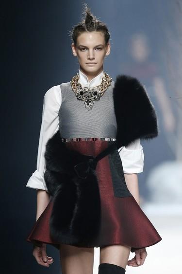 Los mejores 61 looks del último día de la Mercedes-Benz Fashion Week Madrid Invierno 2015