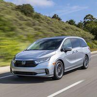 La Honda Odyssey 2021 ya está en México, con versatilidad y equipamiento mejorados