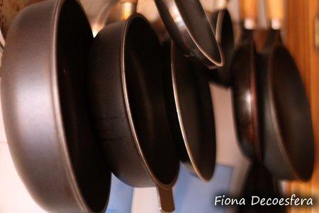 Consejos para hacer sitio en la cocina