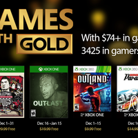 Sleeping Dogs: Definitive Edition y Burnout Paradise entre los juegos de Games With Gold de diciembre