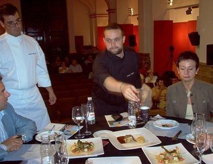 Restaurante Dos Hermanos ganador del Langostino de Oro