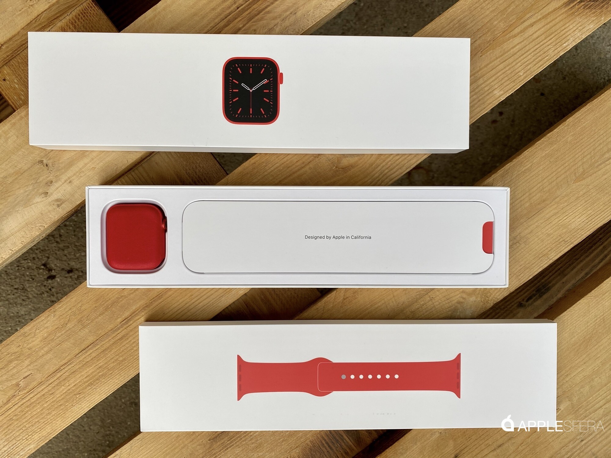 Foto de Apple Watch Series 6 PRODUCT(RED) (13/26)