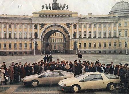 Laura Superdeportivo Sovietico Expo 85