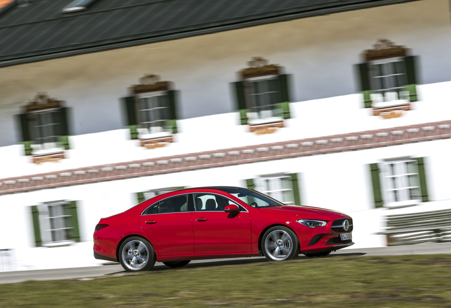Foto de Mercedes-Benz CLA Coupé 2019, toma de contacto (89/248)