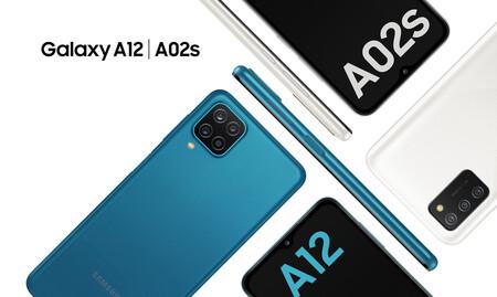 Samsung lleva Android 11 a su gama de entrada: los Galaxy A12 y A02s empiezan a recibir One UI 3.1