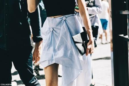 La perfecta falda para un outfit de 10. Flechazos shopping