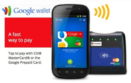 Google Wallet, los pagos a través de Android llegan a EEUU