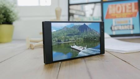 RAzer Phone y su pantalla de 120 Hz