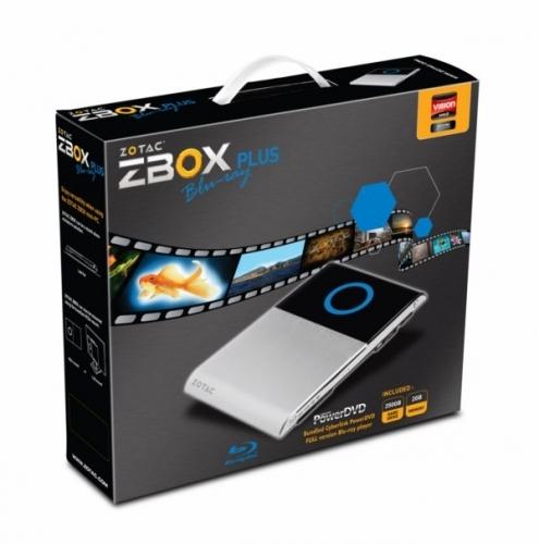 Zotac ZBox con AMD Fusion