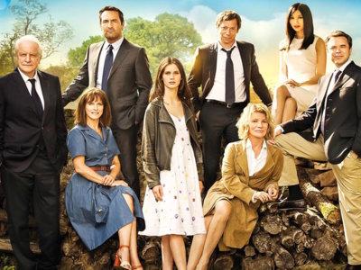 'Grandes familias', una simpática comedia de enredos familiares