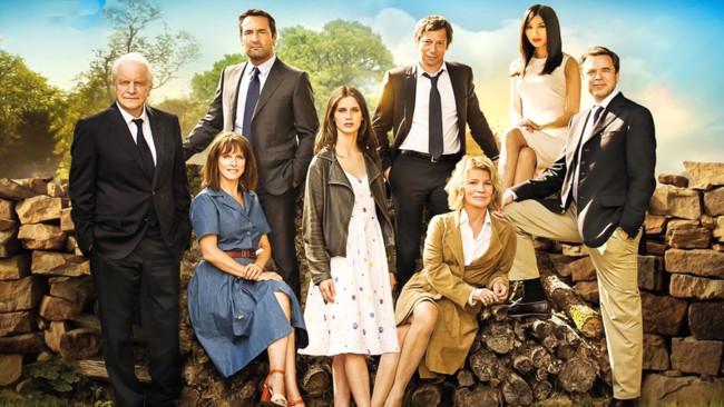 'Grandes familias' equipo de actores