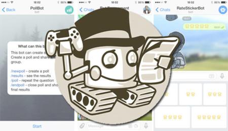 Llegan los bots a Telegram: cómo crear el tuyo propio