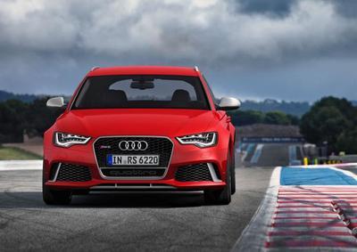 El Audi RS6 Avant 2013 ya es oficial