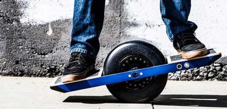 Onewheel: por si no lo sabías, un monopatín también puede tener una sola rueda
