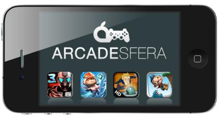 Arcadesfera: lanzamientos de la semana (XVI)