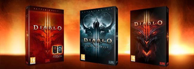 Diablo 3 Pack 20 Aniversario