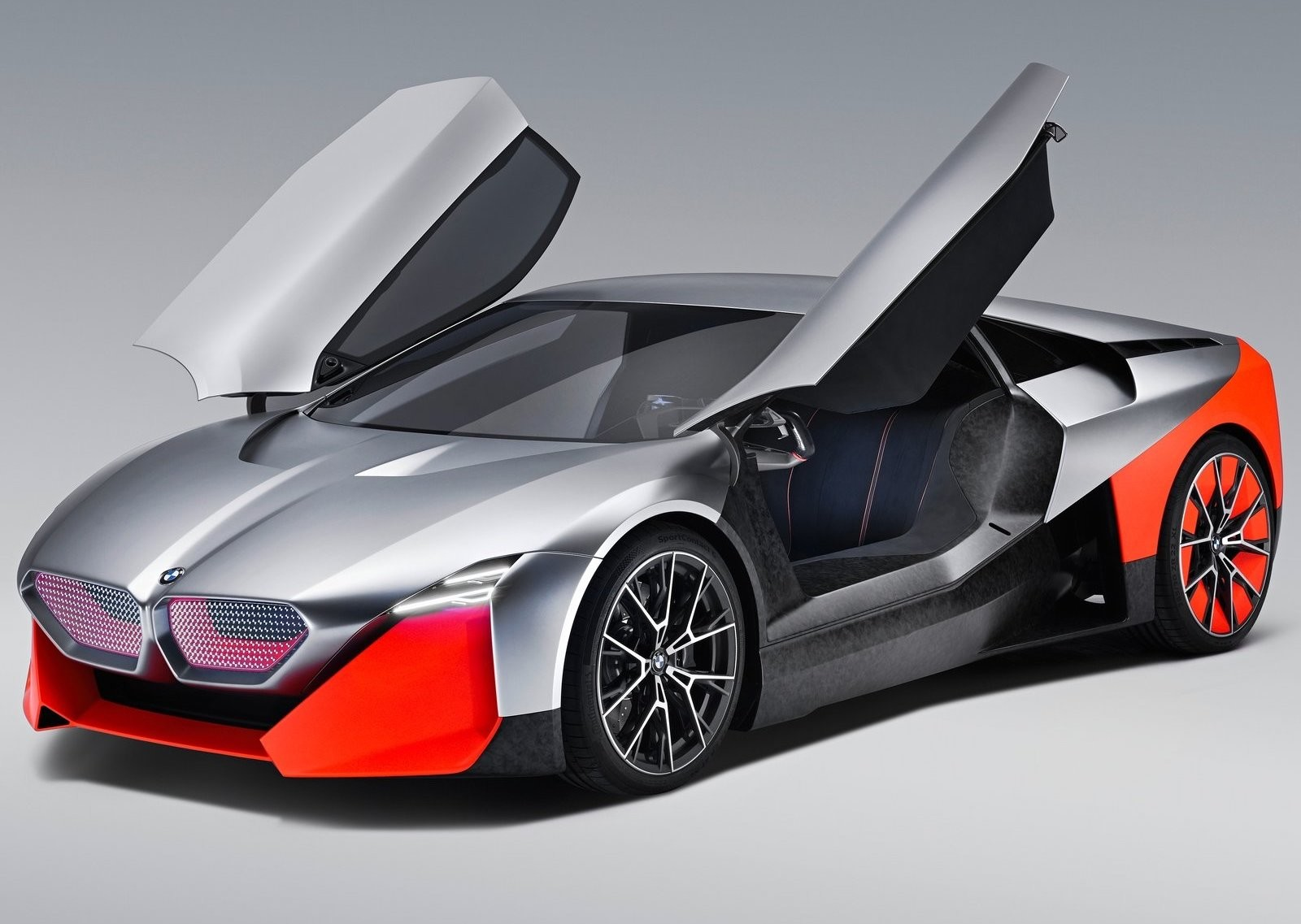 Foto de BMW Vision M Next Concept (15/25)
