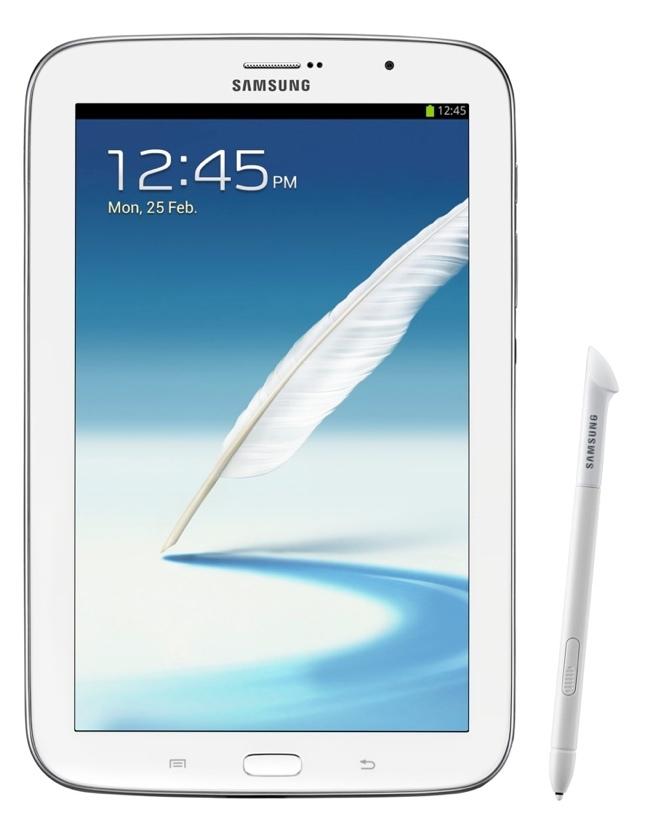 El S-Pen vuelve con fuerza en el Samsung Galaxy Note 8.0