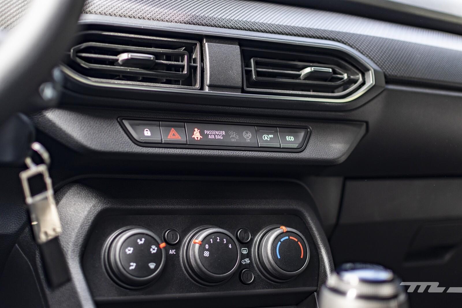 Foto de Dacia Sandero 2020, prueba (12/47)