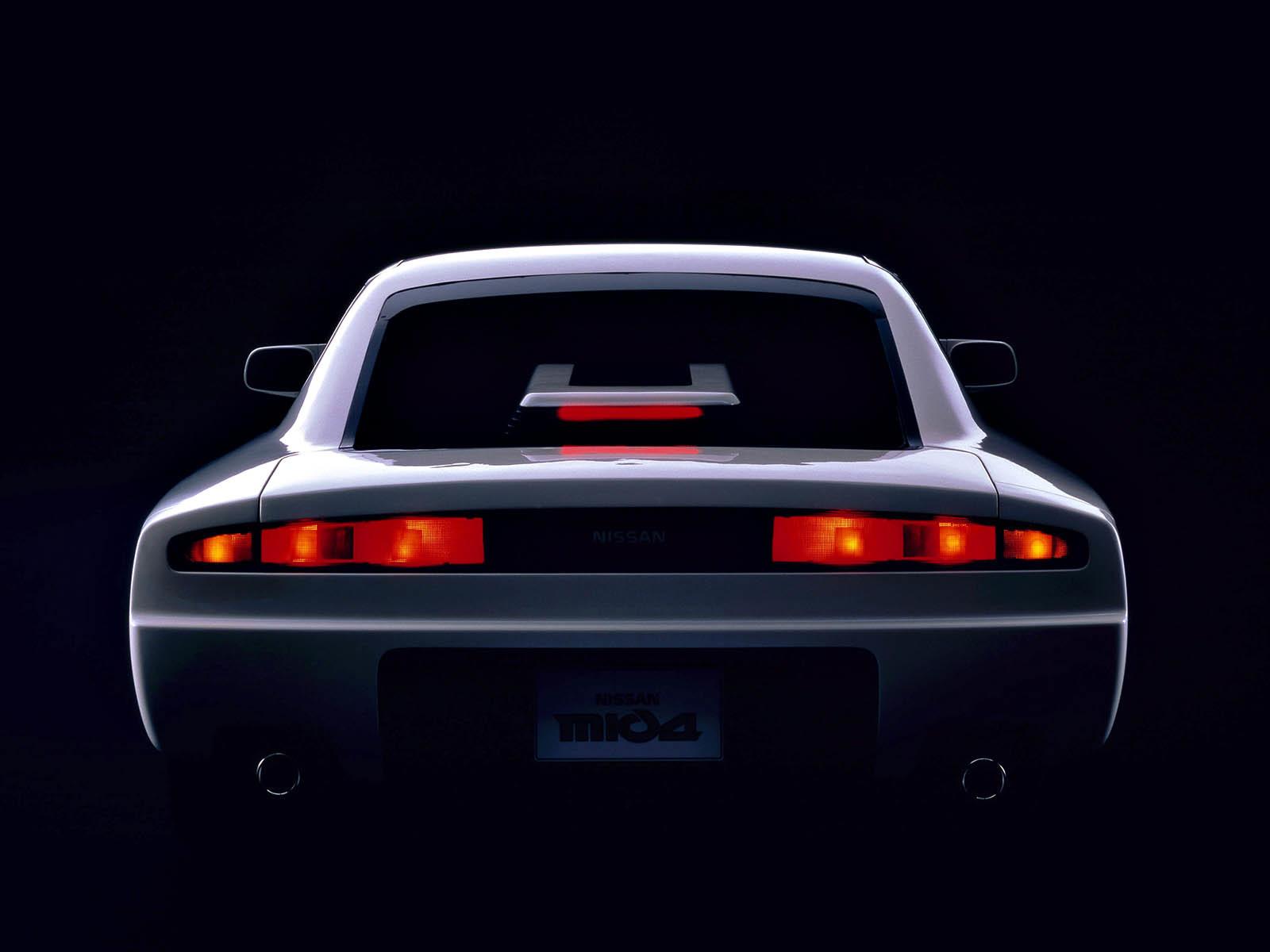 Foto de Nissan MID-4 II 1987 (5/20)