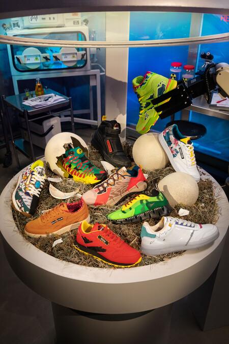 Reebok y Jurassic Park lanzan en una línea de zapatillas que nos remite a la nostalgia del filme noventero para llevar con todos tus looks