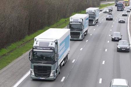 Truck Platooning: los próximo en la condución autónoma de transporte de mercancías