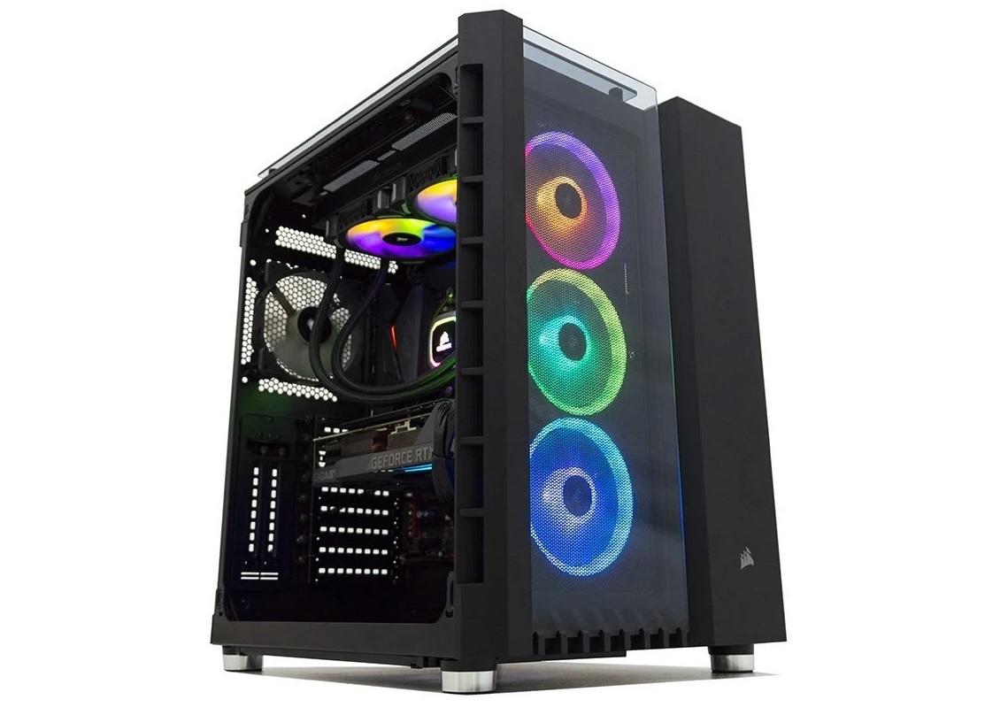 PcCom Platinum AMD Ryzen 7 5800X/32GB/500GB SSD+2TB/RTX 3080