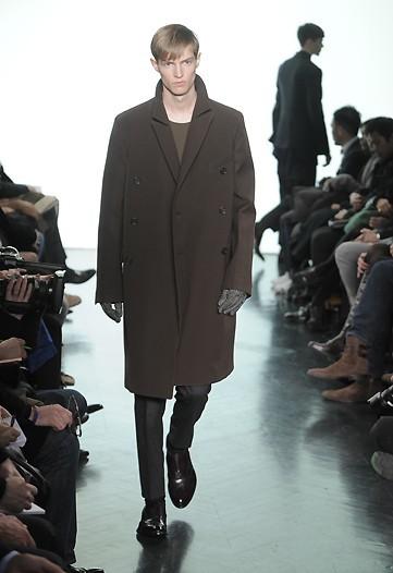 Yves Saint Laurent, Otoño-Invierno 2010/2011 en la Semana de la Moda de París