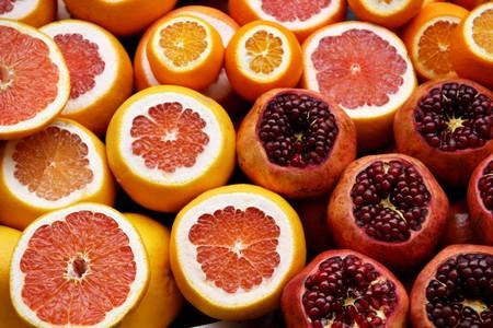 naranjas-granada-fruta